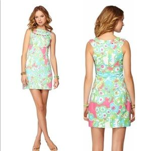 Lilly Pulitzer Pink White Blue Green
